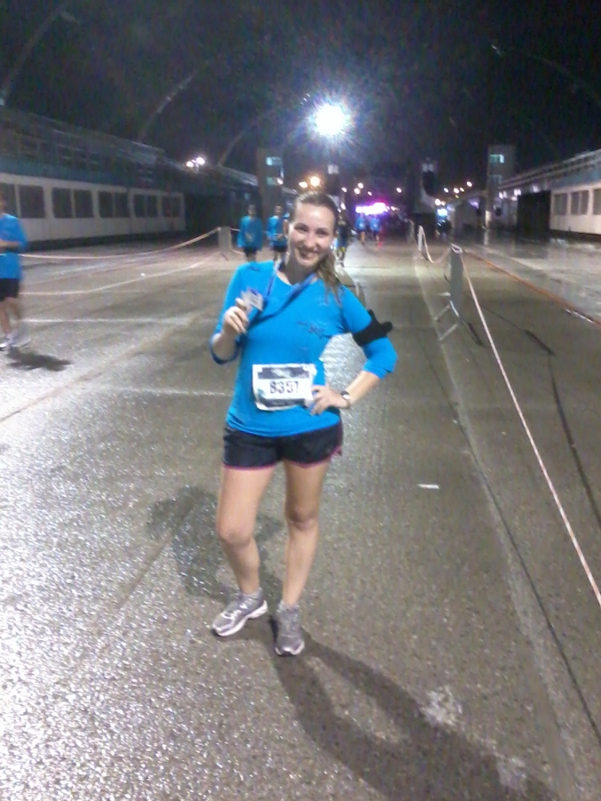 Fila Night Run - Nov/2012 10km