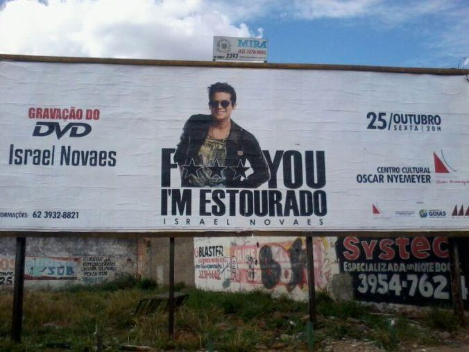 Fuck you, I´m Estourado