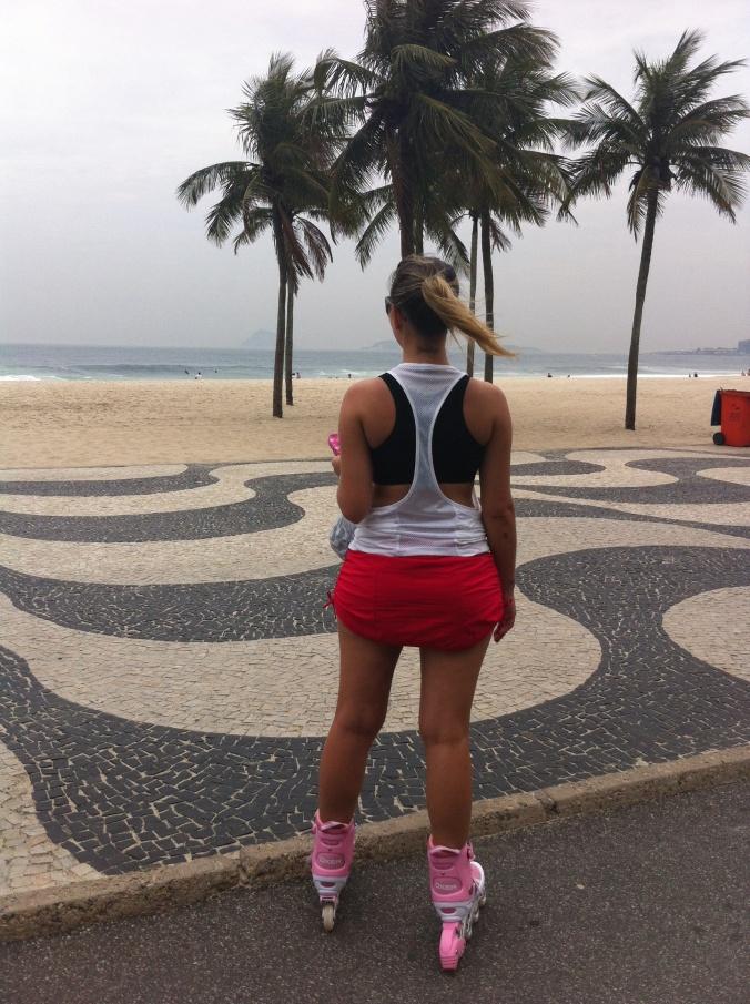 Praia de Copacabana - RJ