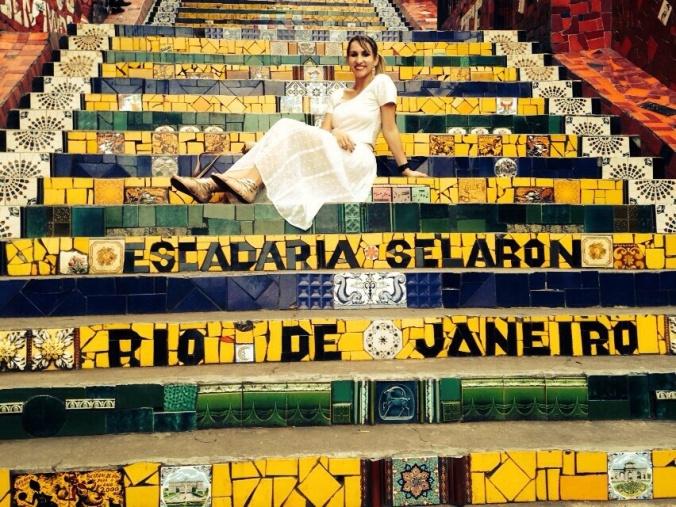 Escadaria Selarón - RJ