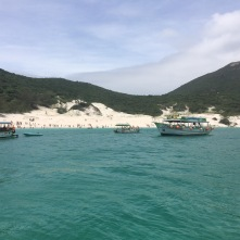Praia Ilha do Farol - Arraial do Cabo/RJ